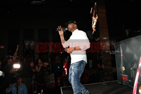 LAS VEGAS, NV - NOVEMBER 09:  Jay Claxton hosts The Remy Martin Producers Series Season 4 Finale on November 9, 2017 in Las Vegas, Nevada.  (Photo by Johnny Nunez/Getty Images for Remy Martin)