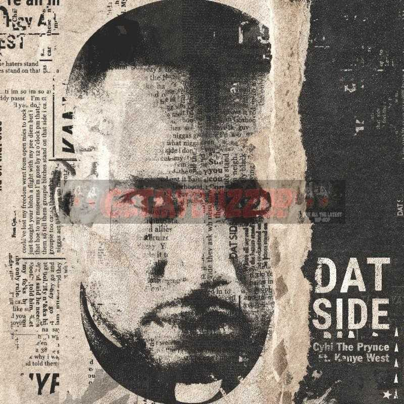 """CyHi The Prynce Releases New Single """"Dat Side"""" Feat. Kanye West"""