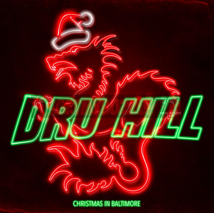 Album Stream: Dru Hill – Christmas in Baltimore [Audio]