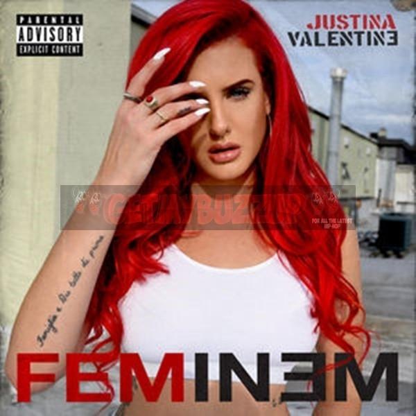 JUSTINA VALENTINE – FEMINEM [MIXTAPE]