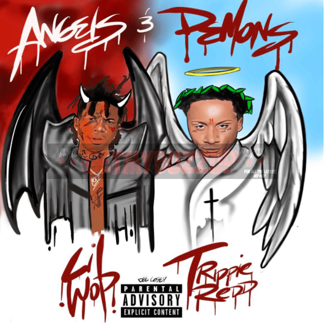 LIL WOP & TRIPPIE REDD SHARE NEW COLLABORATIVE 'ANGELS & DEMONS' EP