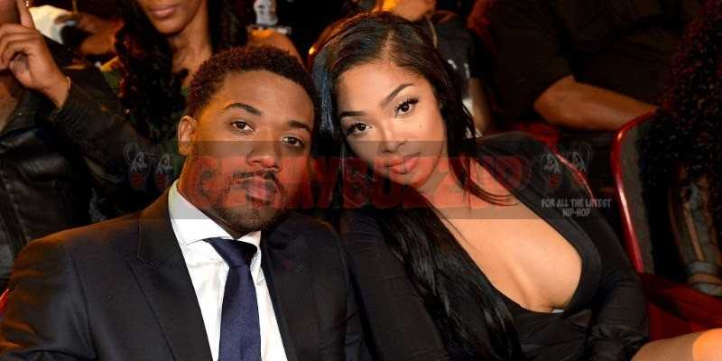RAY J ANNOUNCES WIFE PRINCESS LOVE IS PREGNANT WITH THEIR FIRST CHILD