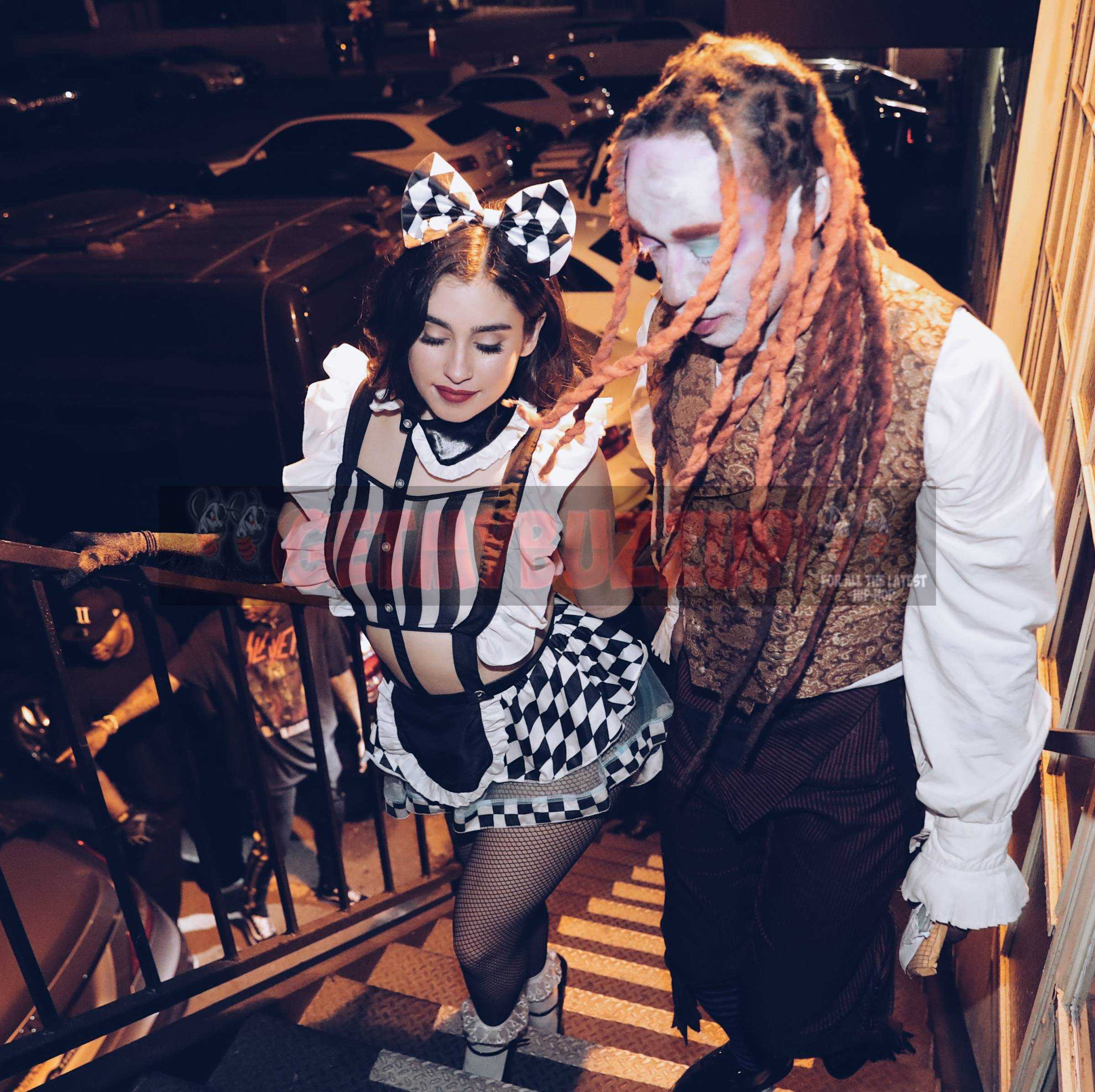 Ty Dolla $ign Celebrates Beach House 3 with Halloween Party in LA! [Photos]