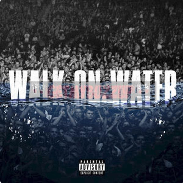 New Music: Eminem ft. Beyoncé – Walk On Water [Audio]