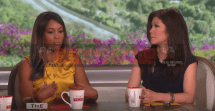 Eve Reacts to Nicki Minaj's Paper Magazine Cover on The Talk 'I just don't think it's right'