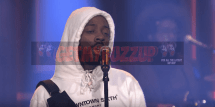"GoldLink ft. Brent Faiyaz & Shy Glizzy Perform ""Crew"" Live [Tv]"