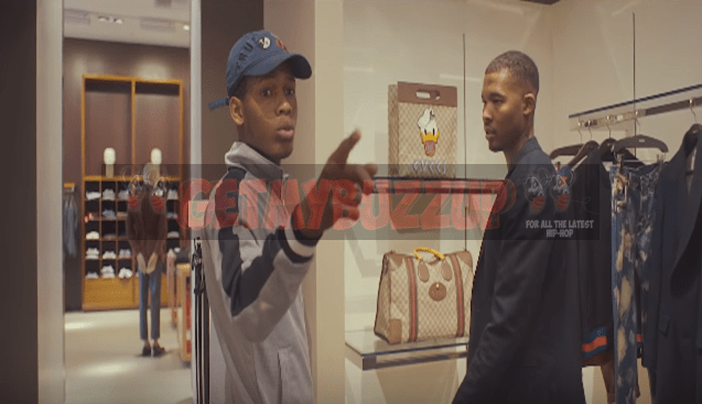 Lud Foe Drops New Visuals, Don't Get Left Out-SIDE!!!