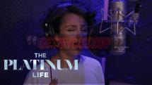 Nazanin Mandi Gets Nervous Stepping Back into the Studio #ThePlatinumLife