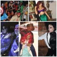 Celeb Costumes That SLAYED Halloween 2017 [Photos]