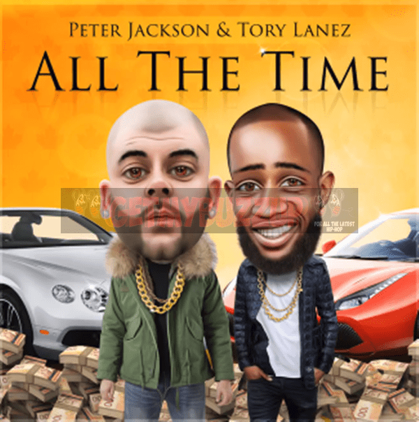 Peter Jackson – All The Time – Feat Tory Lanez [Audio]