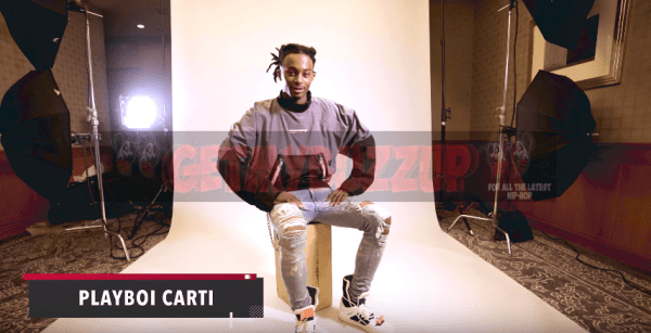 Playboi Carti Talks Music Being A Relief with Forbes [Interview]