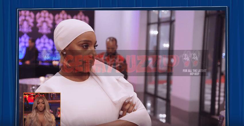 Porsha Williams Thinks NeNe Leakes Was 'Vicious' #RHOA #WWHL [Interview]