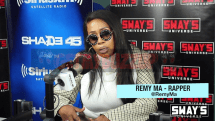 Remy Ma Talks Music with Lil Kim, Love & Hip Hop, Nicki Minaj with Sway [Interview]