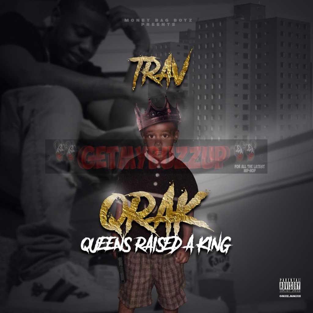 NYC Rapper Trav Announces QRAK Mixtape