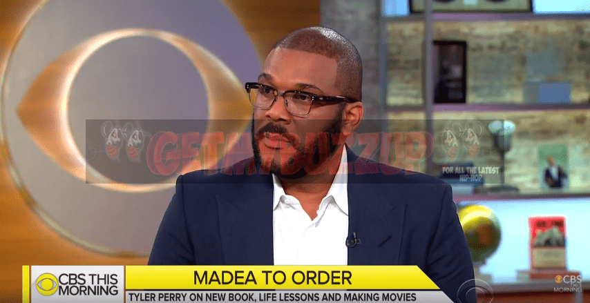 Tyler Perry speaks on learning from his past [Interview]