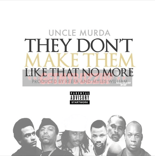 "Uncle Murda Ft. Jadakiss – ""No More"" [Audio]"