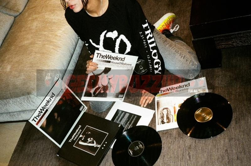The Weeknd Celebrates 5th Anniversary of Trilogy with New Collection [Fashion]