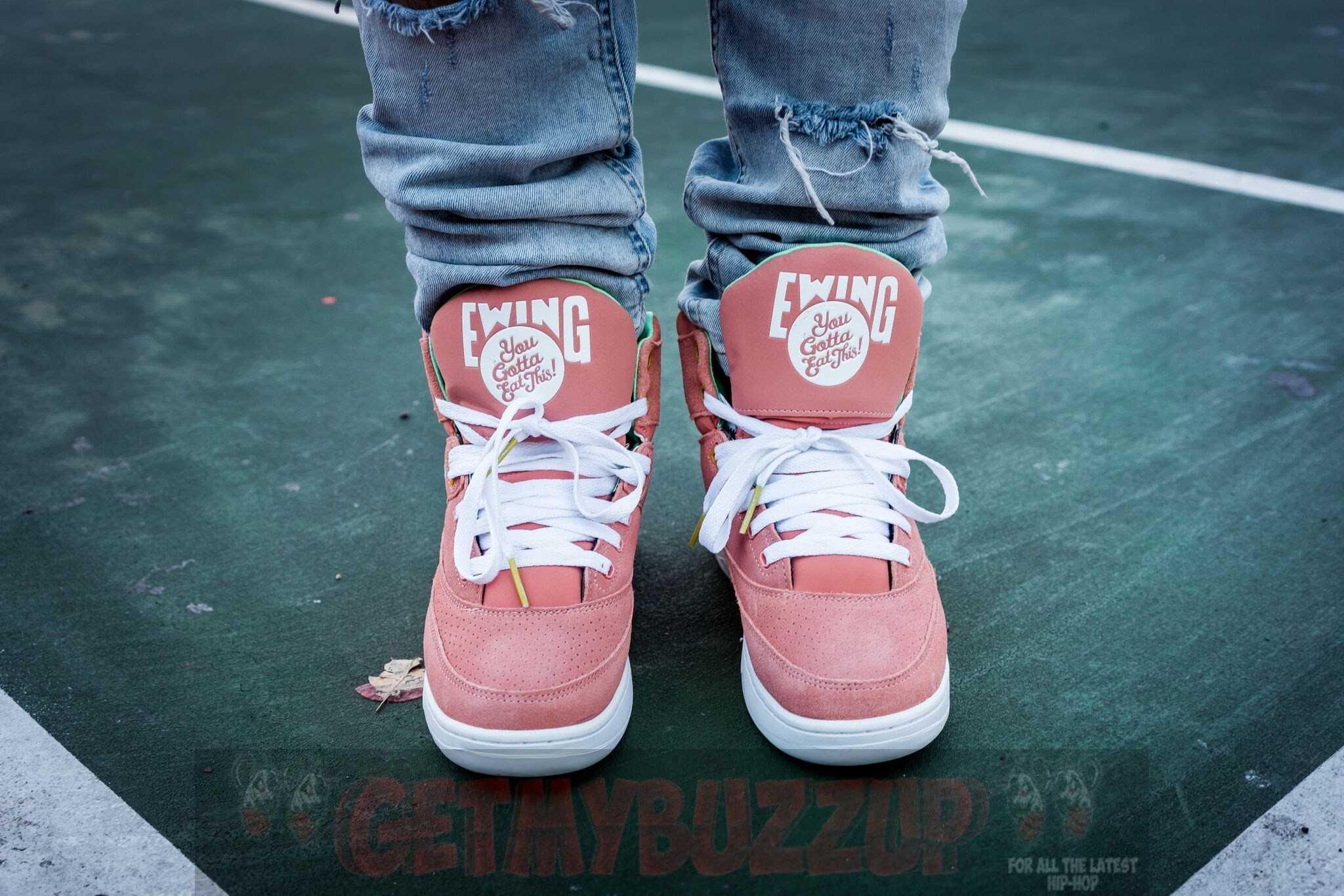 Bun B and Premium Pete to launch new Ewing 33 hi at HTown Sneaker Summit December 3 [Sneakers]