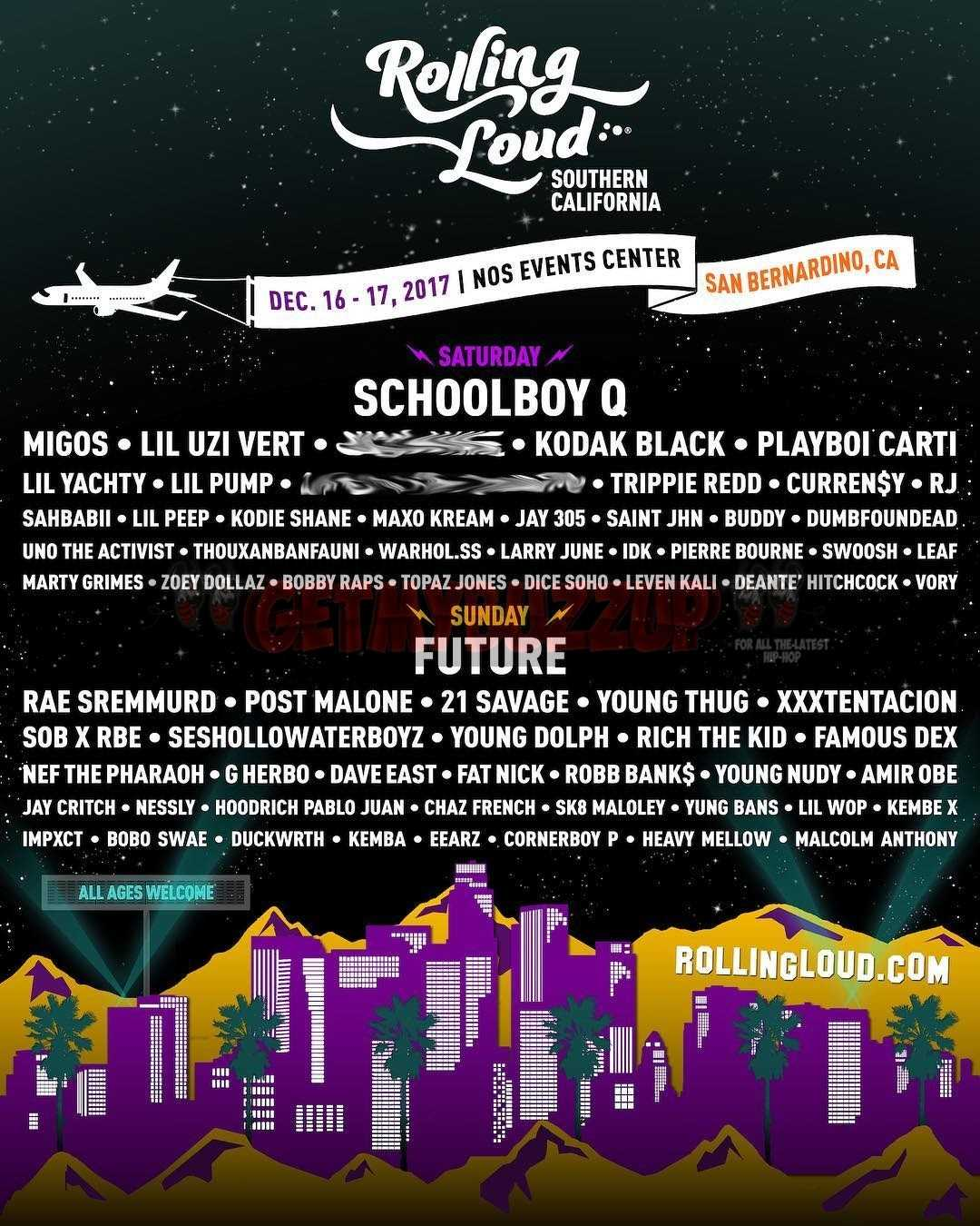 Migos, Playboi Carti, and Lil Yachty Added to Rolling Loud's Los Angeles Installment