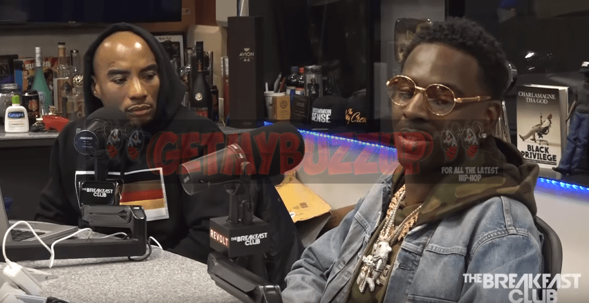 Young Dolph Talks Issues With Yo Gotti on The Breakfast Club [Interview]