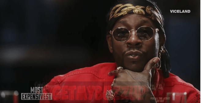 2 Chainz Talks Big Ballin' with Robin Leach #MOSTEXPENSIVEST [Video]