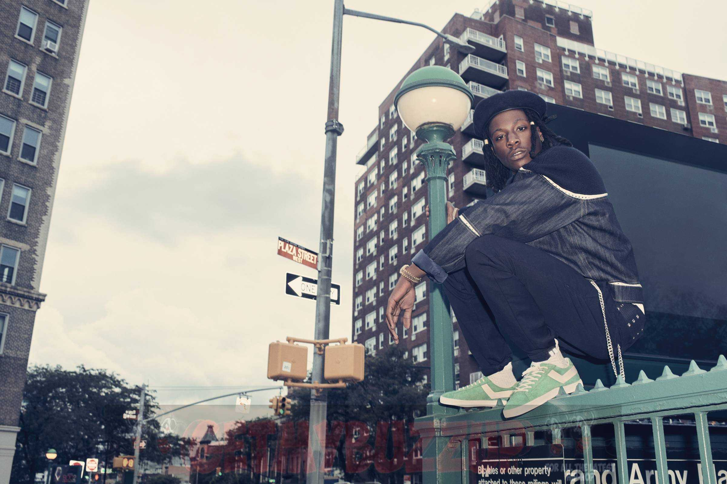 Joey Bada$$ is the Creative Director for Pony – Product of New York [News]