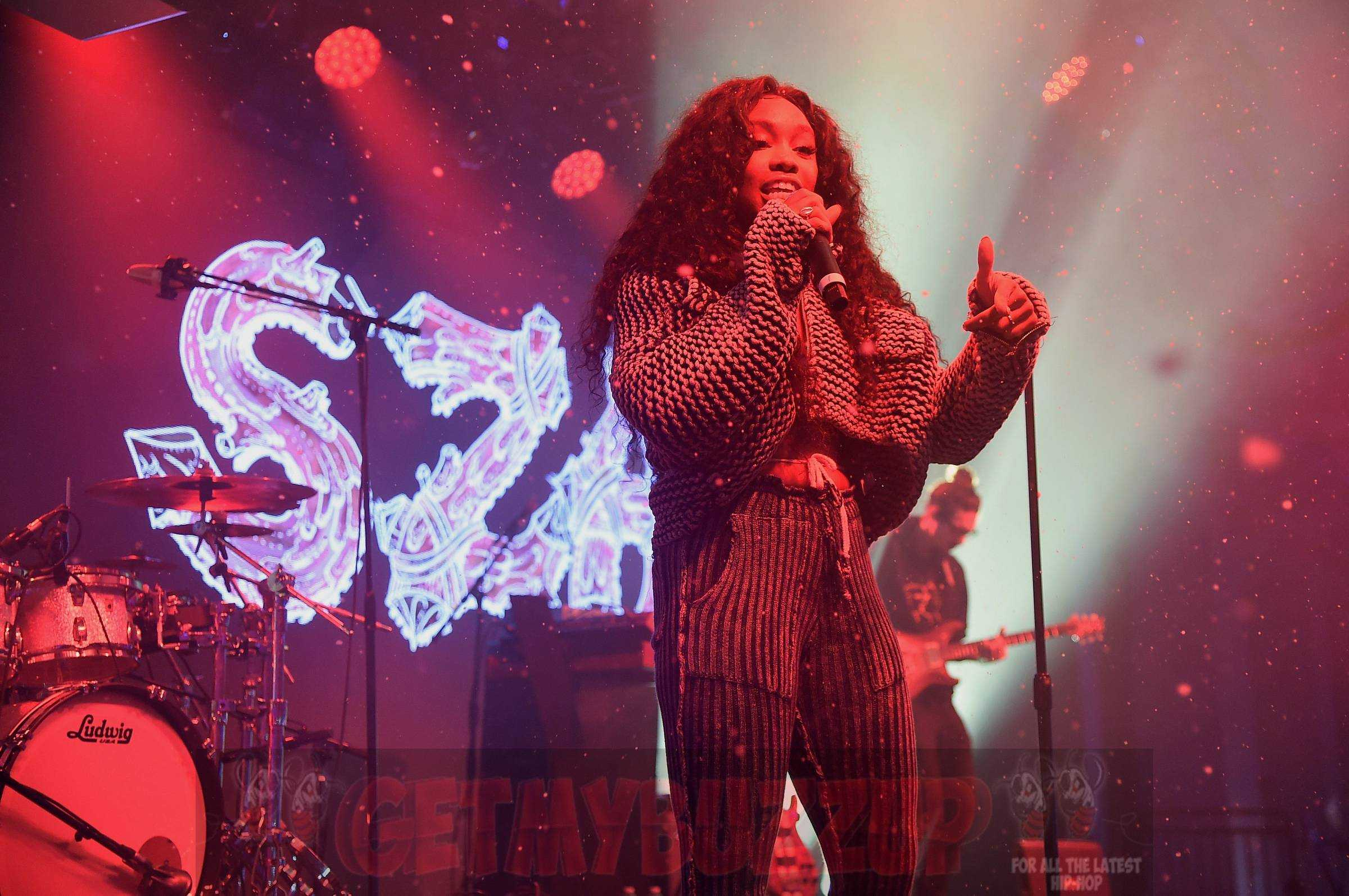 SZA and Post Malone Takeover Pandora's 'Sounds Like You' Concert [Photos]