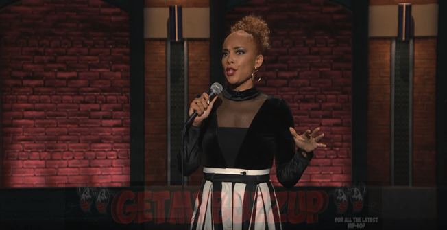 Amanda Seales Live Stand-Up Performance [Video]