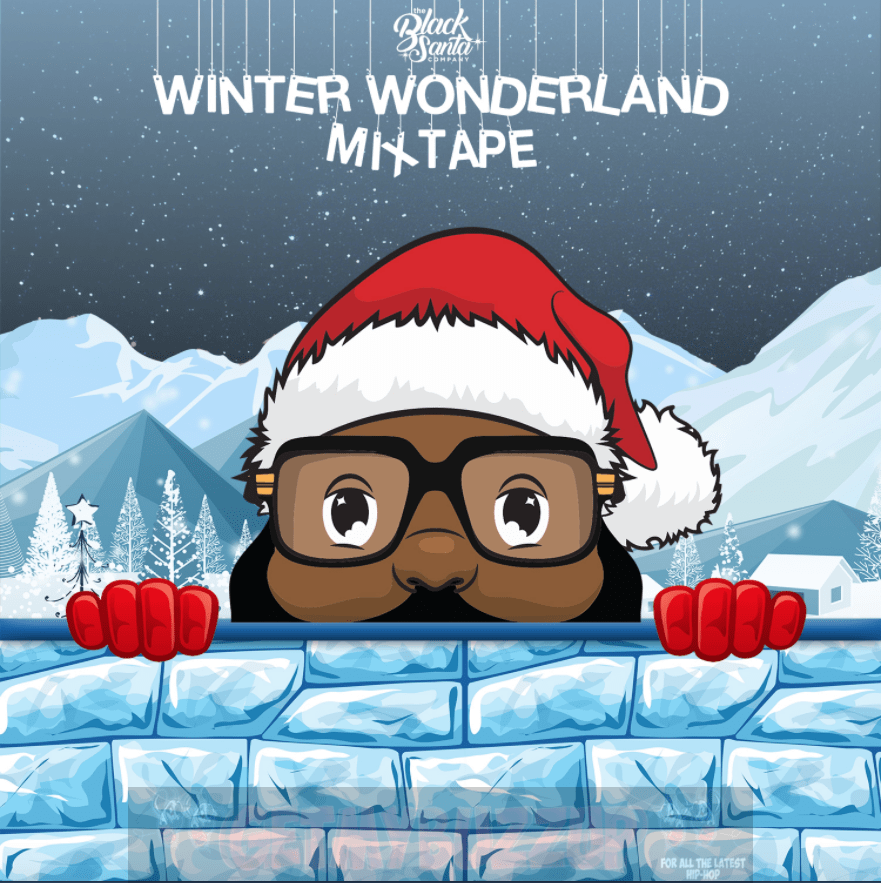 Baron Davis – The Black Santa Winter Wonderland [Mixtape]