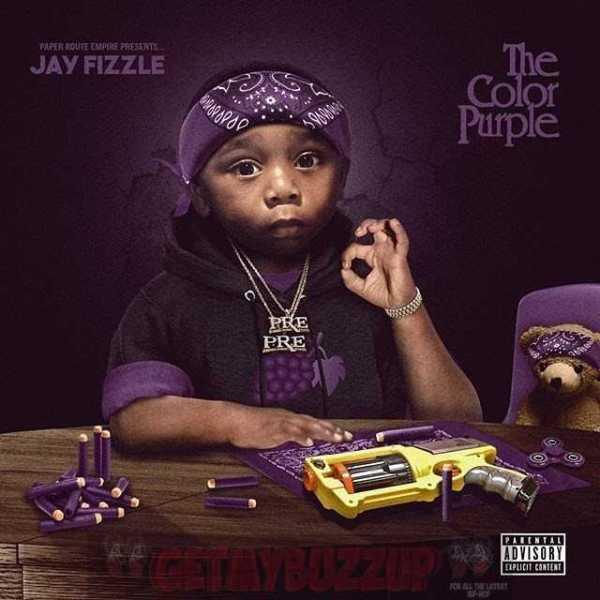 Jay Fizzle – The Color Purple [Mixtape]