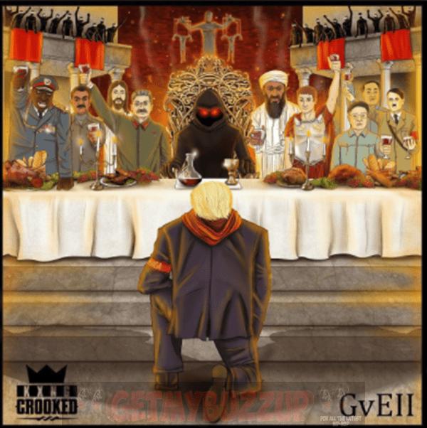 Album Stream: Kxng Crooked – Good Vs. Evil 2: The Red Empire [Audio]