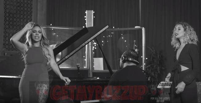 Watch: Leona Lewis & Dinah Jane – Christmas Medley [Video]