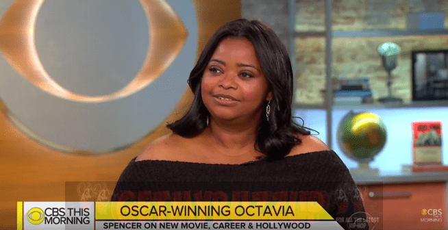 "Octavia Spencer Talks ""The Shape of Water"" on CBS This Morning [Interview]"