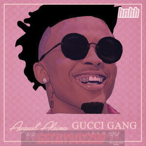 August Alsina – Gucci Gang (Remix) [Audio]