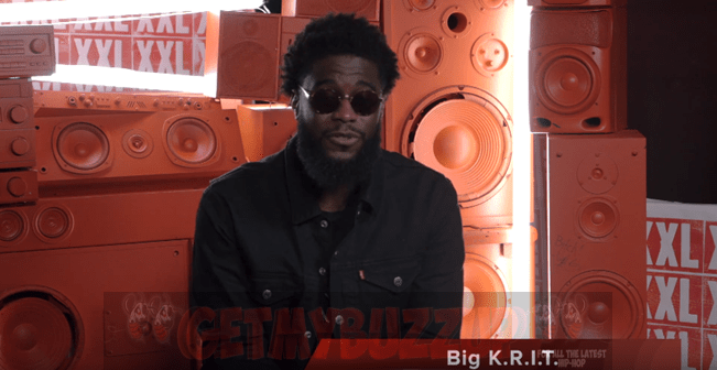 Big K.R.I.T. on New Album, Fight Against Racism [Interview]