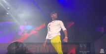 Watch: Chris Brown Perform 'Juicy Booty' Live at V-103 Winterfest 2017 [Video]