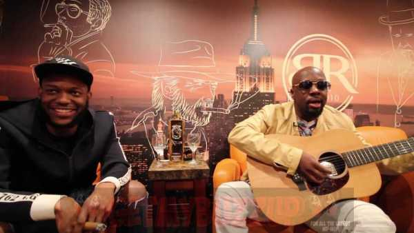 "Cigar Talk: Wyclef Jean debuts an exclusive freestyle ""Chain Gang"" about Meek Mill"
