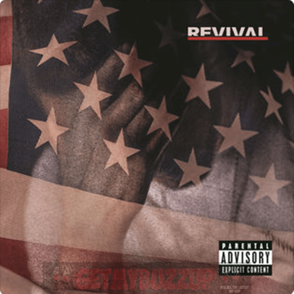 Album Stream: Eminem – Revival [Audio]