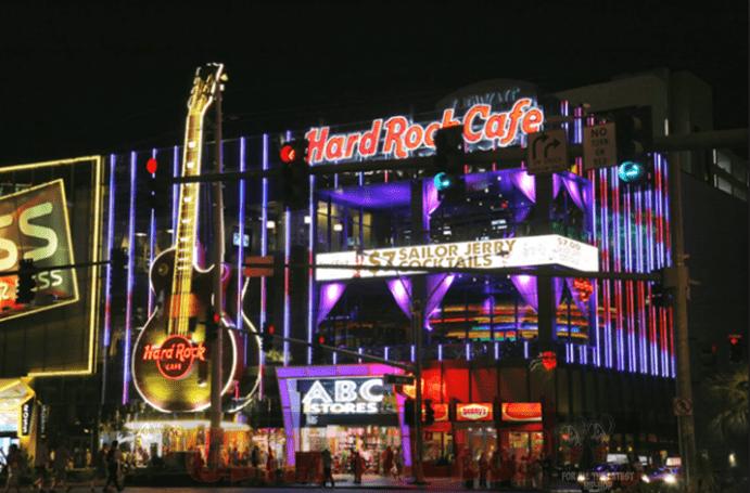Hard Rock Hotel & Casino Las Vegas Updated Entertainment, Daylife and Nightlife Schedule