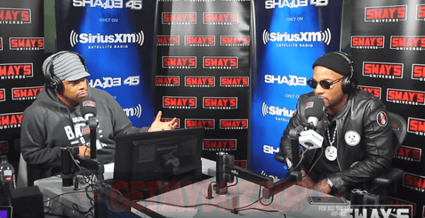 """Jeezy Talks New Album """"Pressure"""" on Sway In The Morning [Interview]"""