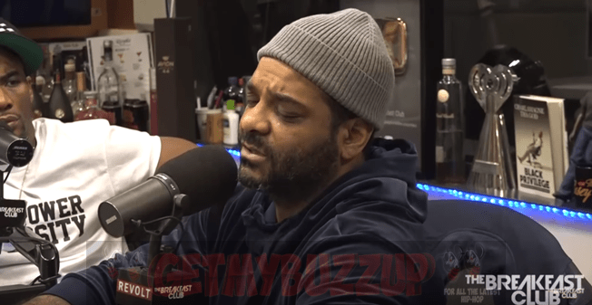 Jim Jones Talks Dipset Reunion, Ma$e on The Breakfast Club [Interview]