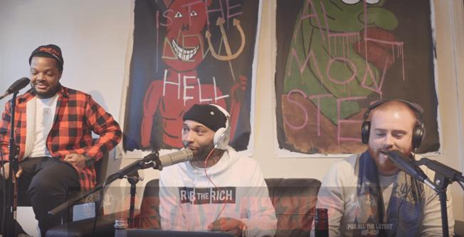 """The Joe Budden Podcast – Episode 141 """"Everyday Struggle"""" [Video]"""