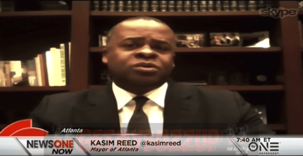 Atlanta Mayor Kasim Reed Talks with Roland Martin and Weighs In on Mary Norwood's Racially Coded Language!