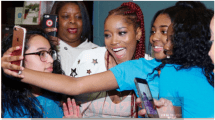 """KEKE PALMER PARTNERS WITH """"SAVING OUR DAUGHTERS"""" FOR HOLIDAY CHARITY EVENT SUPPORTING SINGLE MOTHERS"""