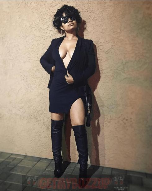 Kyla Pratt Shares Sexy Photo on IG [Photos]