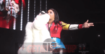 Watch: Lil' Kim Performing Live at Hot 97 #HotForTheHolidays Concert [Video]