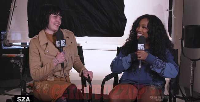 SZA talks Grammy Noms, the Success of 'Weekend's Success #MTVNews [Interview]