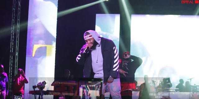 "The Game Performing ""Westside Story"" at the Blazers Cup 2017 [Video]"