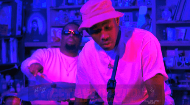 Tyler, The Creator Performs Live on NPR's Tiny Desk Concert [Video]