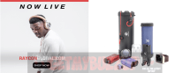 RAY J'S NEW ELECTRONICS BRAND RAYCON GLOBAL WEBSITE GOES LIVE